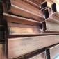 现货提供T2M&TU2M紫铜矩管,方紫铜管,软态紫铜方矩管